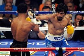 HASIL TINJU MANNY PACQUIAO VS SHANE MOSLEY Manny Pacquiao Menang Angka Telak Kalahkan Shane Mosley Akhir Sang Legenda