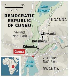 Mengerikan! Lebih dari 1.100 Wanita Diperkosa Setiap Hari di Kongo