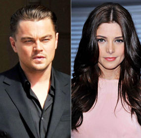 Leonardo DiCaprio lyrics Ashley Greene