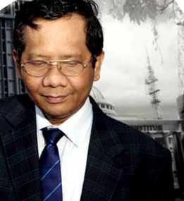 Mahfud MD Tangkis Tudingan Ruhut Terkait Kasus Nazaruddin