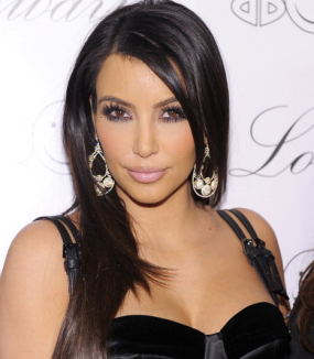 Top Celebrity Hollywood, Kim Kardashian