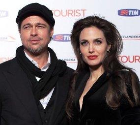 Brad Pitt Angelina Jolie Will
