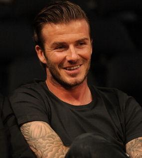 David Beckham Alami Kecelakaan Karena Ugal-ugalan