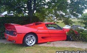 50 dalam Agen FBI Hancurkan Ferrari Langka Senilai Rp 6,4 Miliar
