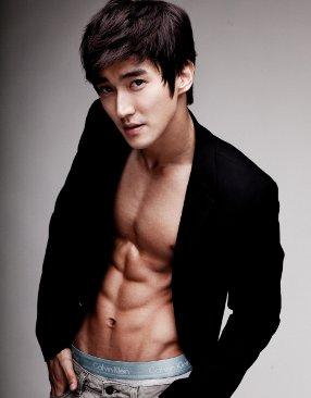 Korean Celebrity, Siwon Jusu