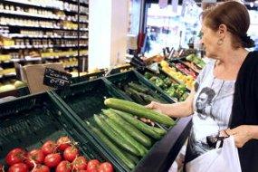 Uni Eropa Cabut Peringatan Bahaya Ketimun Spanyol