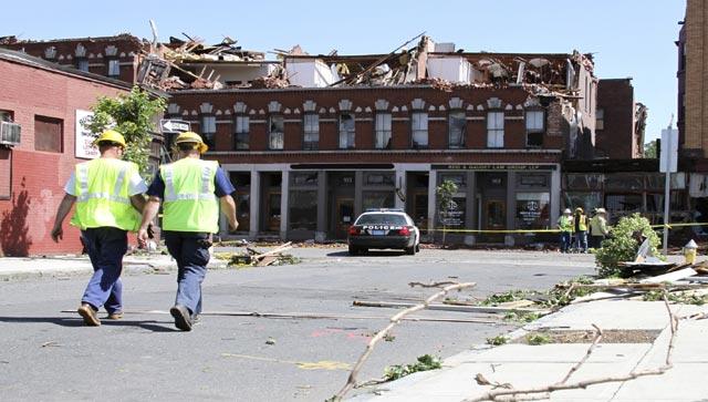 Tornado Mampir ke Massachusetts