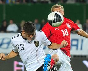GERMANY VS AUSTRIA 2-1 YOU TUBE Euro 2012 All Goals