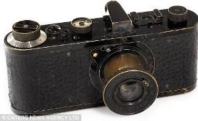 Kamera Jadul Termahal di Dunia Rp 16 Miliar