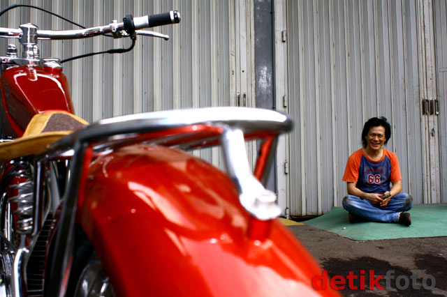 Yamaha Mio Bodi Jadul