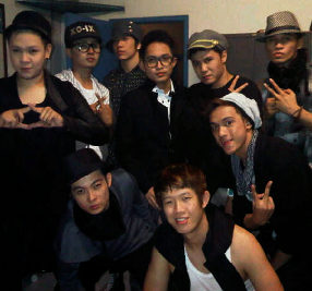 XO-IX, Satu Lagi Boyband Ramaikan Musik Indonesia