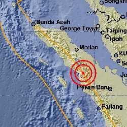 FOTO GEMPA DI TARUTUNG SUMATERA UTARA 2011 Gempa 5,1 SR Guncang Tarutung, Sumut