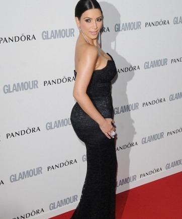 Gara-Gara Bokong, Kim Kardashian Kehilangan 100 Ribu Penggemar