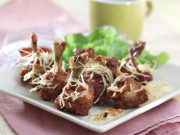 Resep Ayam: Crunchy Chicken Drumette