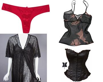 Bentuk Pakaian Dalam Wanita Penambah Seksi