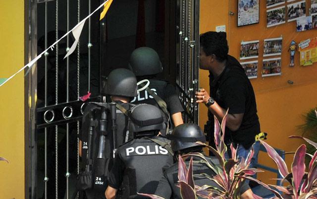 Penyanderaan 30 Murid TK di Malaysia Berakhir