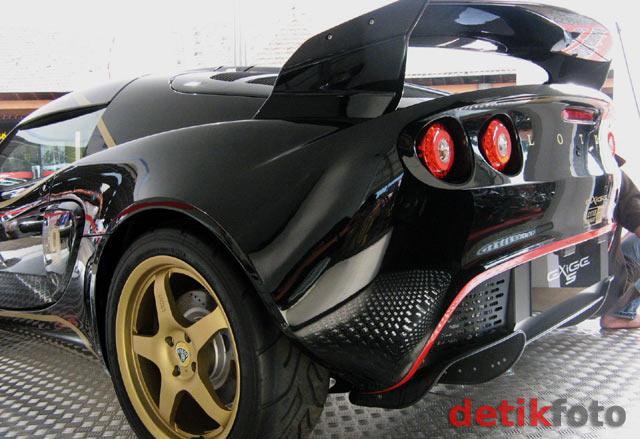 Lotus Exige S nan Aduhai