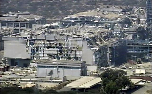 Ledakan Dahsyat Guncang Siprus
