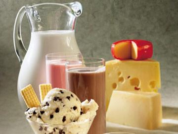 Susu dan Keju Bisa Bikin Perut Kembung
