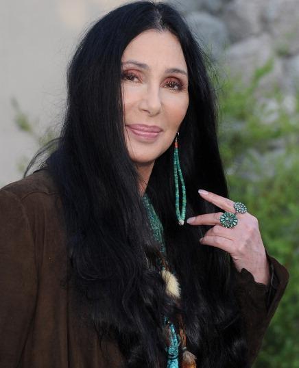 Lady Gaga Tulis Lagu Untuk Cher
