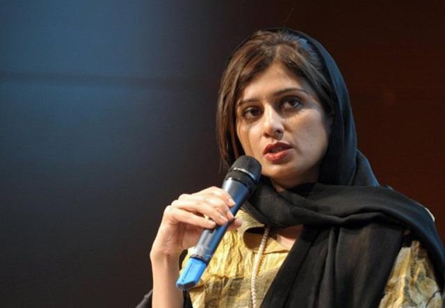 Khar Menlu Wanita Pertama Pakistan