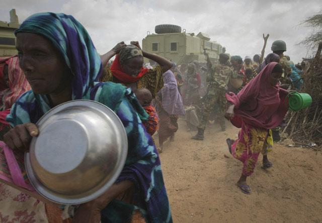 Rakyat Somalia Terancam Kelaparan