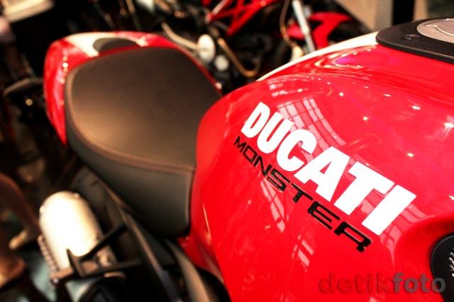 Ducati Luncurkan Monster 1100 EVO