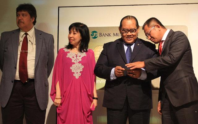 Muamalat Visa Chip Pertama di Indonesia