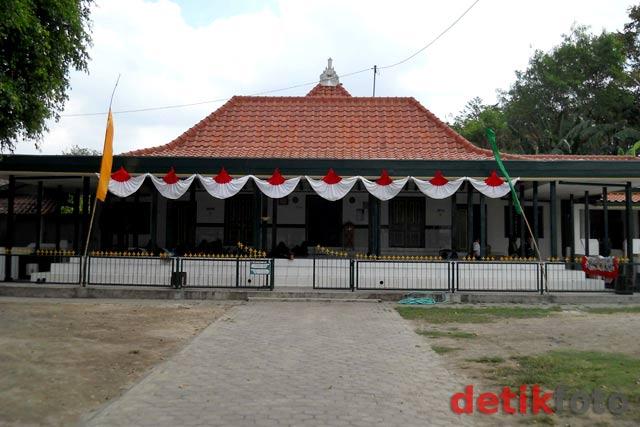 Masjid Peninggalan Dinasti Mataram