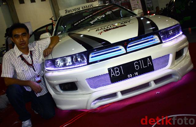 Mitsubishi Galant Street Racing