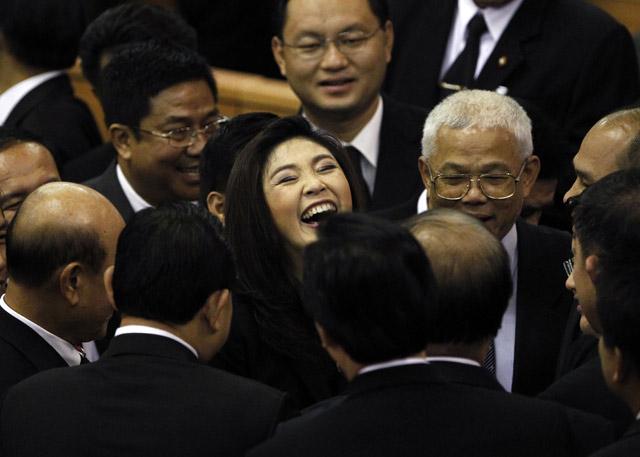 Yingluck Shinawatra PM Baru Thailand