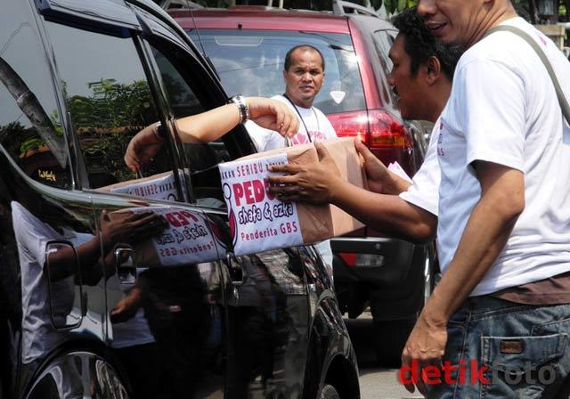 Gerakan Rp 1.000 untuk Shafa & Azka