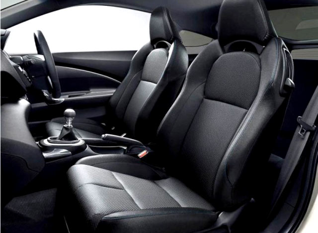 Honda Luncurkan CR-Z Alpha Black Label Edition