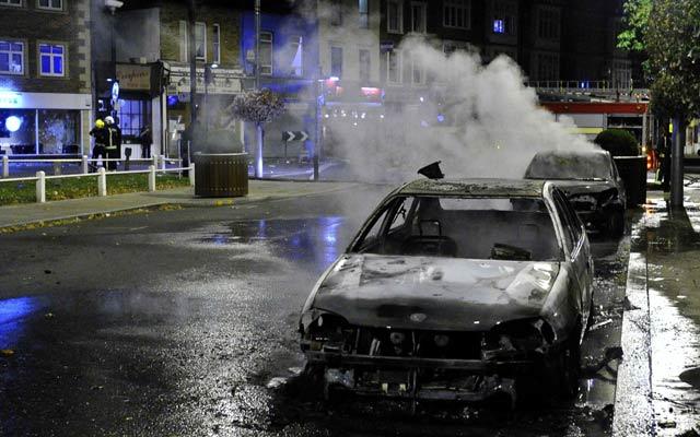 Kerusuhan di London Meluas
