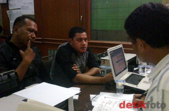 Syarifuddin Diperiksa Polda Sumut
