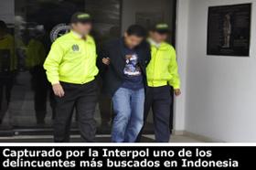 Situs Kepolisian Kolombia: Nazaruddin Masuk dari Washington