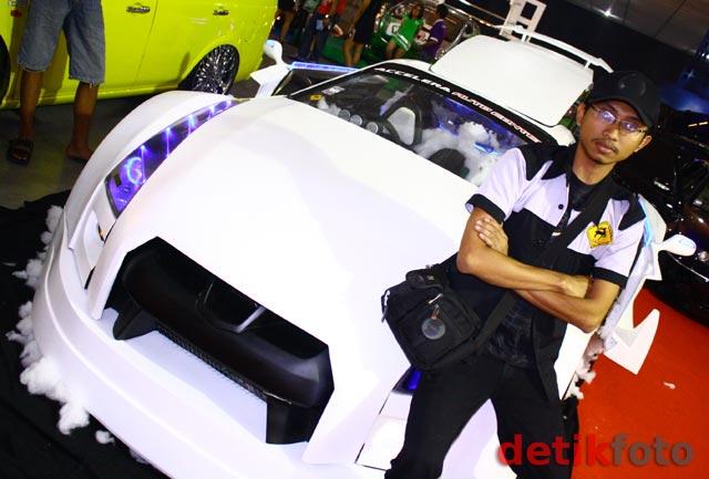 Nissan GT-R dari Honda Accord