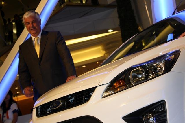 Ford Dipimpin Orang Indonesia