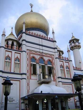 11 Masjid Terindah di Dunia