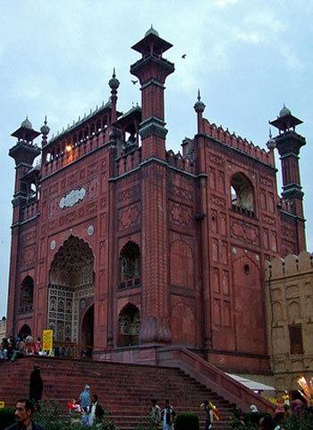Masjid Badshahi, Delhi, India