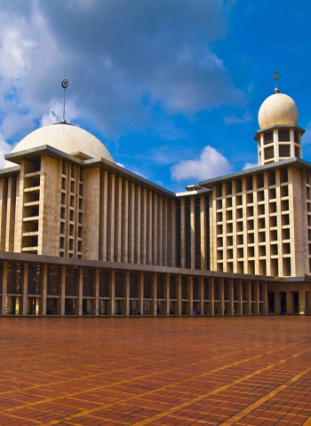 foto Masjid Istiqlal, Jakarta, Indonesia