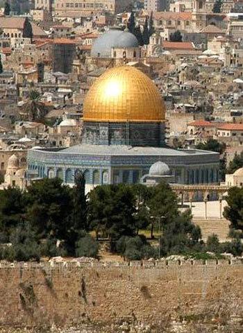 Masjid Al Aqsa, Jerusalem, Israel/Palestina