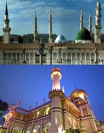 World Best Links Foto Masjid Terindah Di Dunia 11 Masjid Terindah Megah