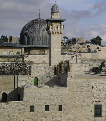foto Masjid Al Aqsa, Jerusalem, Israel/Palestina