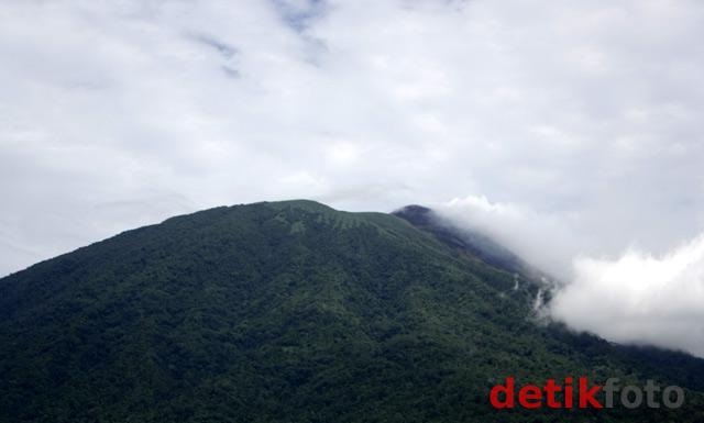 Gunung Gamalama Petunjuk Gelombang