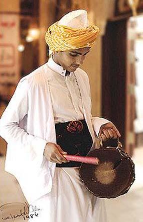 Mesaharati, Pekerjaan Khusus di Saudi Saat Ramadan