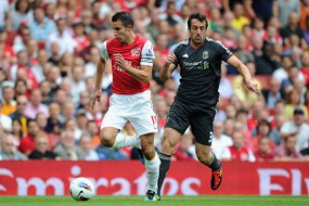 YOUTUBE LIVERPOOL VS ARSENAL 2-0 ALL GOALS EPL 2011