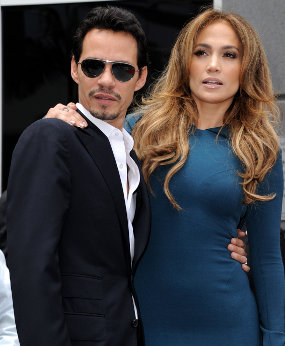 Bercerai, J-Lo dan Marc Anthony Batal Reuni | J-Lo dan Marc Anthony