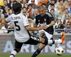 VAL MAD REU isi Pemogokan Liga Spanyol Bisa Berlanjut