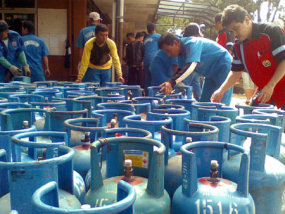 lpg4 dalam Pertamina Berpotensi Rugi Rp 11,2 Triliun Hingga Akhir 2011